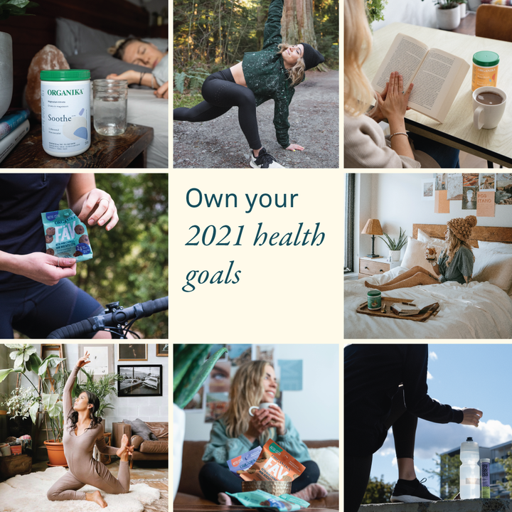 The best supplements to own your health goals in 2021