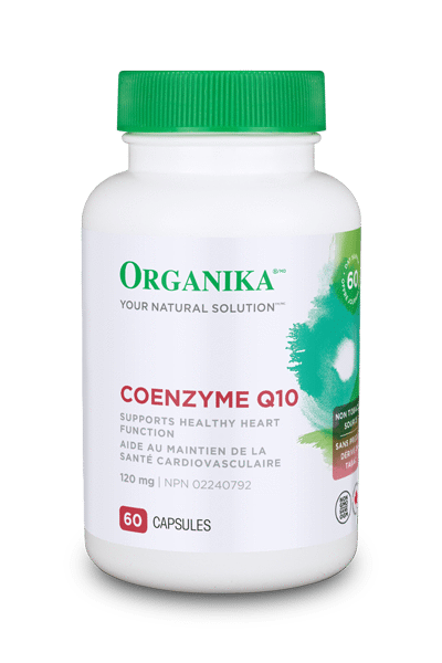 ORG 150cc Coenzyme-Q10 120mg 60caps 1110 REV11 web