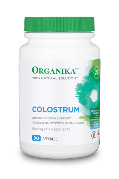 ORG 250cc Colostrum 500mg 90caps 1568 web