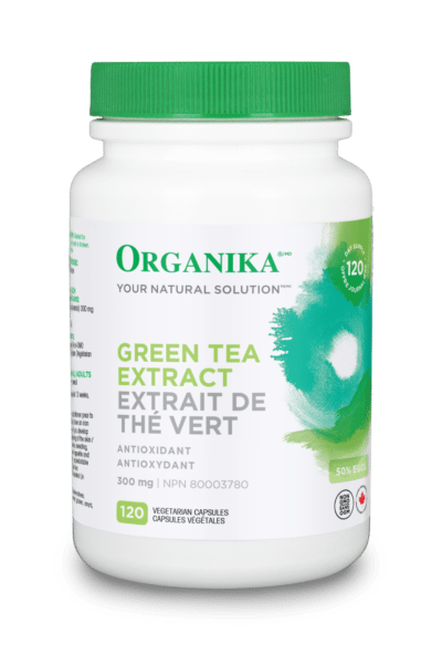 ORG 250cc Green Tea Extract 300mg 1866