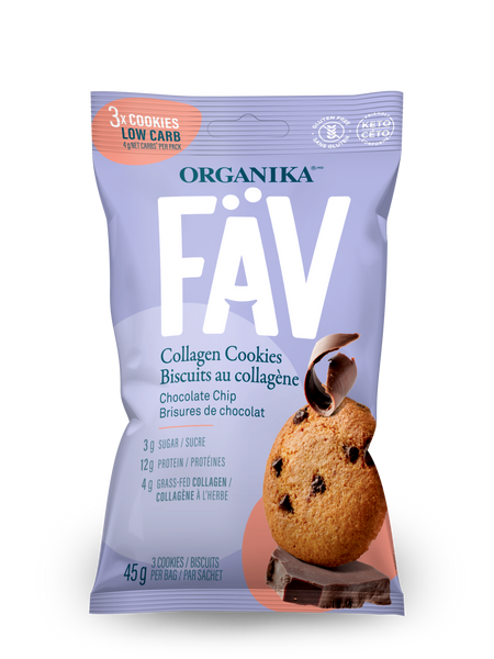 BIO CollagèneCookie ChocolatModèle de pépite