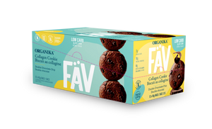 Fäv Collagen Cookie - Double Chocolate Chip