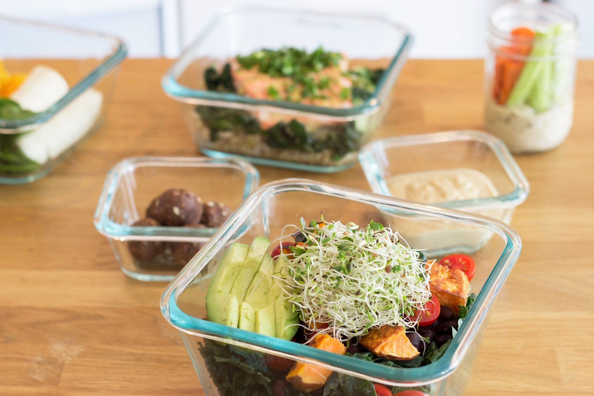 meal planning is great for back to school lunches