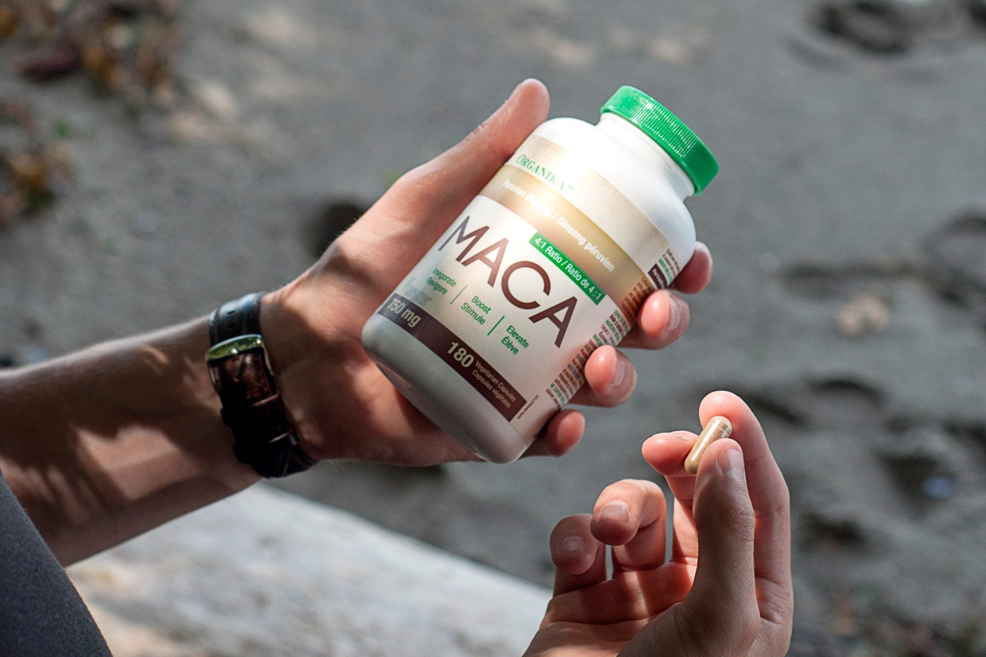 maca can help with low energy levels