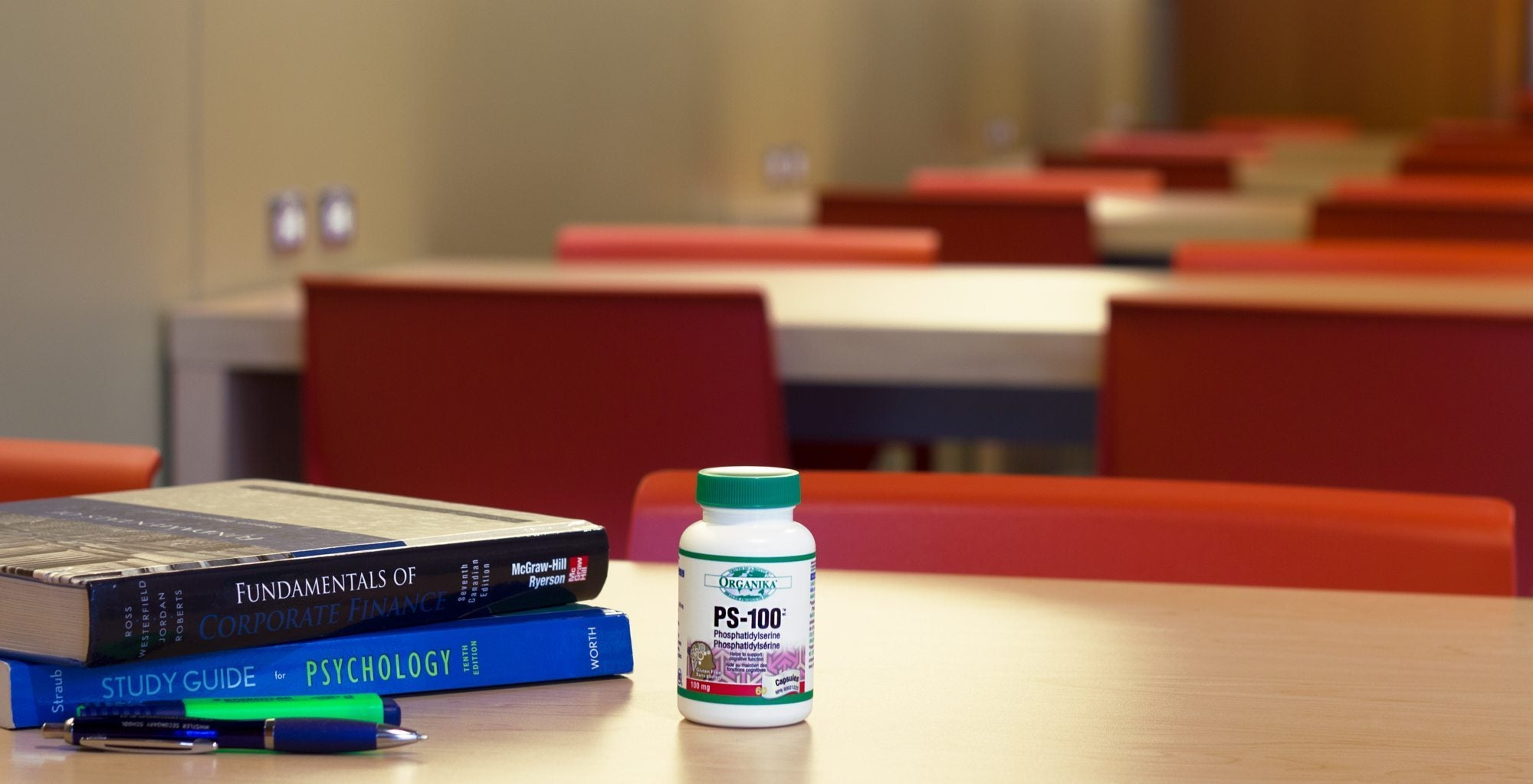 supplements for stress | how to survive college