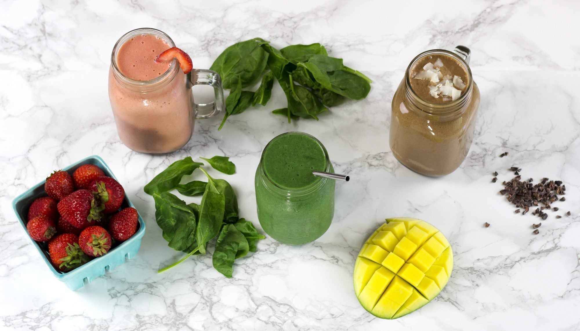 3 smoothies recipes for make ahead frozen smoothie packs
