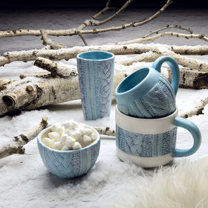 Cozy Sweater 20 Oz. Mug