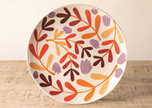 "Load image into Gallery viewer, Fall 10"" Round Dinner Plate Project (set of 2)"