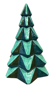 Faceted Modern Tree