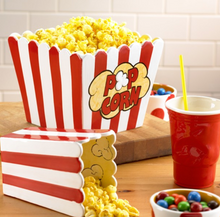 Load image into Gallery viewer, Large Popcorn Bowl