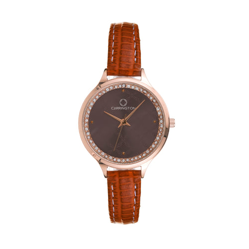 Elsie<BR>Leather Strap