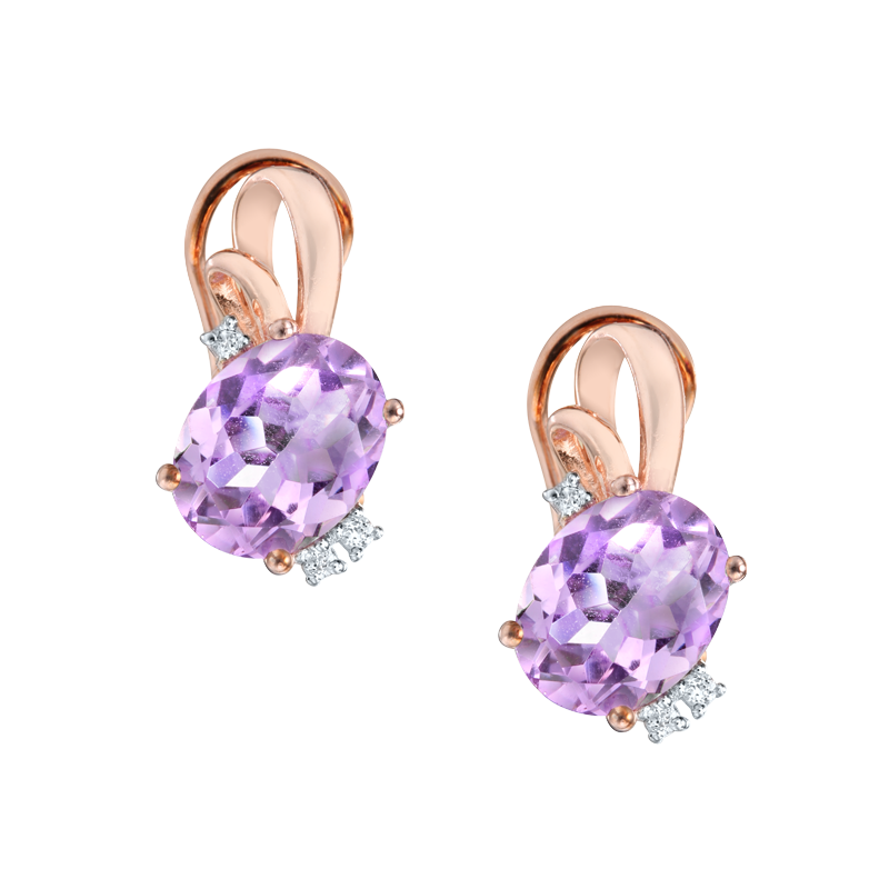 Luna Earrings - CA30-E07-LAM