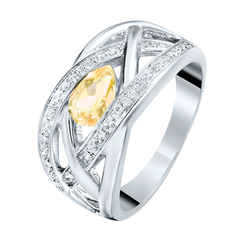 Freesia Ring - CA10-R20-SSCT