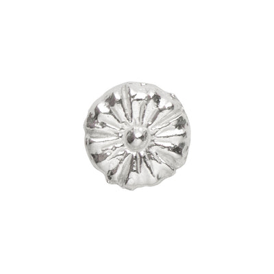 daisey flower silver finding for jewelry