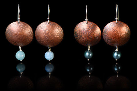 Domed Earring Workshop//March 30th