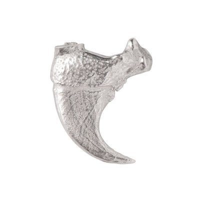 Casting Eagle Claw in silver