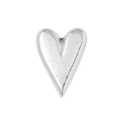 heart silver finding