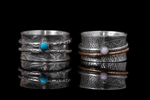 Spinner Ring// December 7th or January 12th