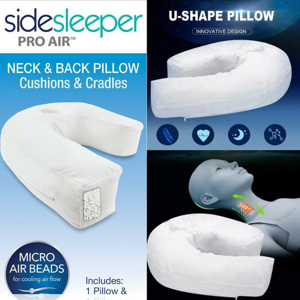Hot High Plus Side Sleeper Pillow