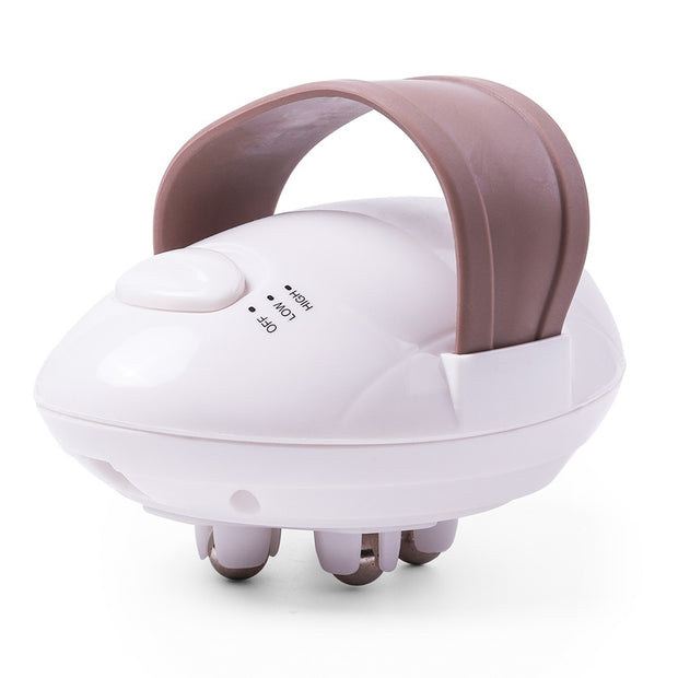 3D Electric Full Body Massager Roller