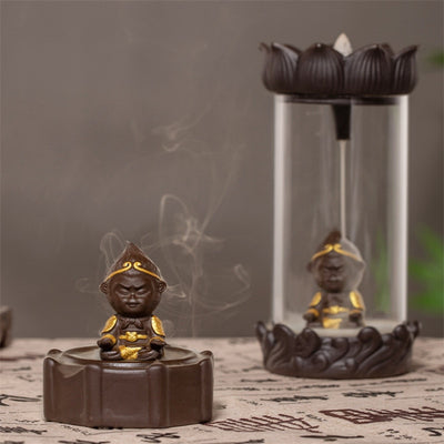 Monkey King Windproof Backflow Incense