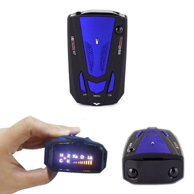 Car Radar Detector Voice Alert Alarm
