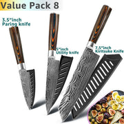 Kitchen knife Chef Knives