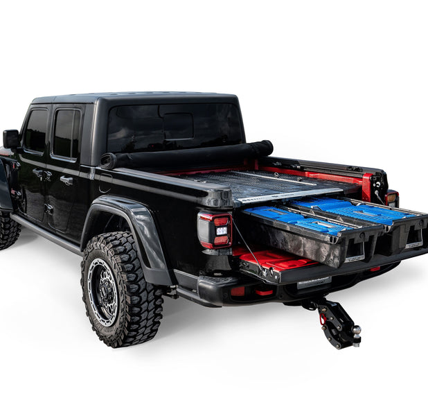 DECKED Jeep Gladiator