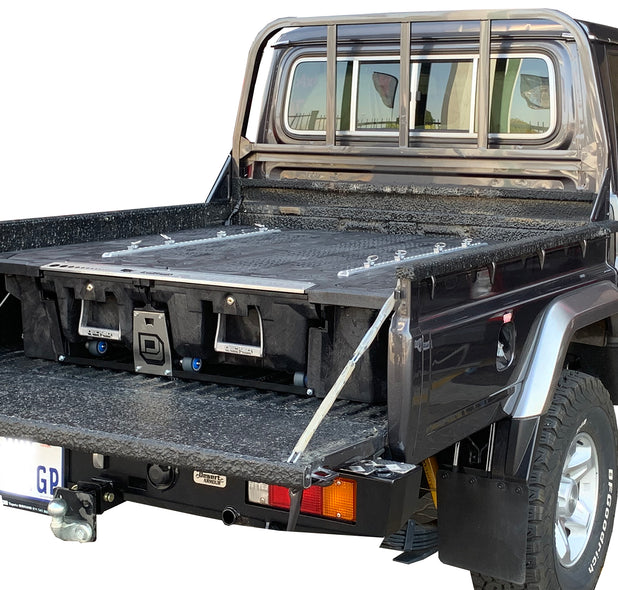 DECKED Toyota Land Cruiser 79 Series