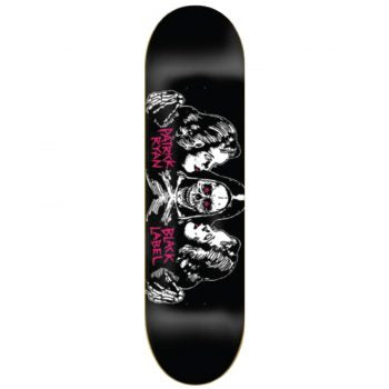 PLANCHE SKATE BLACK LABEL