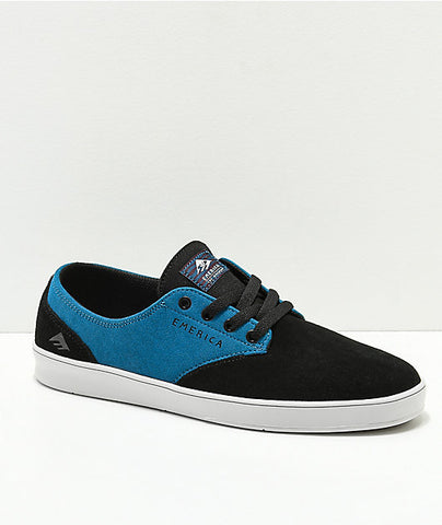 SHOES EMERICA x TOY MACHINE