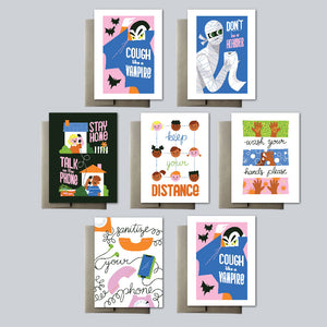 Ellen Surrey - Greeting Card Set of 15