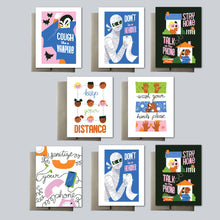 Load image into Gallery viewer, Ellen Surrey - Greeting Card Set of 15