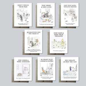 Graham Annable - Greeting Card Set of 15
