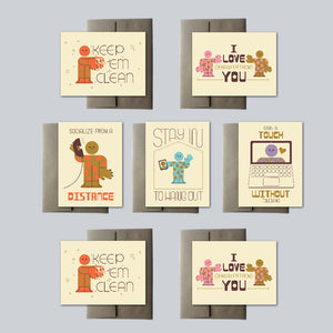 Lydia Nichols - Greeting Card Set of 15