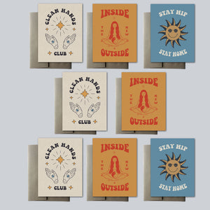Ulysses Design Co - Greeting Card Set of 15