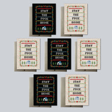 Load image into Gallery viewer, Subversive Cross Stitch - Greeting Card Set of 15
