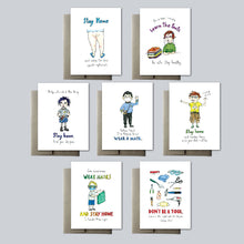 Load image into Gallery viewer, Therese Buchmiller - Greeting Card Set of 15