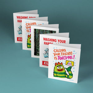 Parker Jacobs - Greeting Card Set of 15