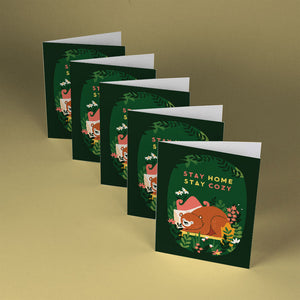 Anna Hurley - Greeting Card Set of 15