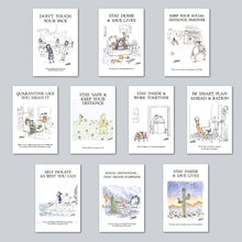 Load image into Gallery viewer, Graham Annable - Assorted Set of 10 Posters