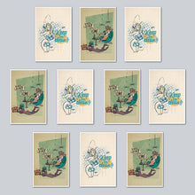 Load image into Gallery viewer, Ruttu - Assorted Set of 10 Posters