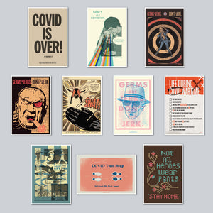 Matt Pfahlert - Assorted Set of 10 Posters