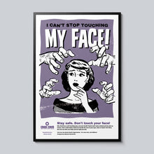 Load image into Gallery viewer, My Face - Set of 10 Posters