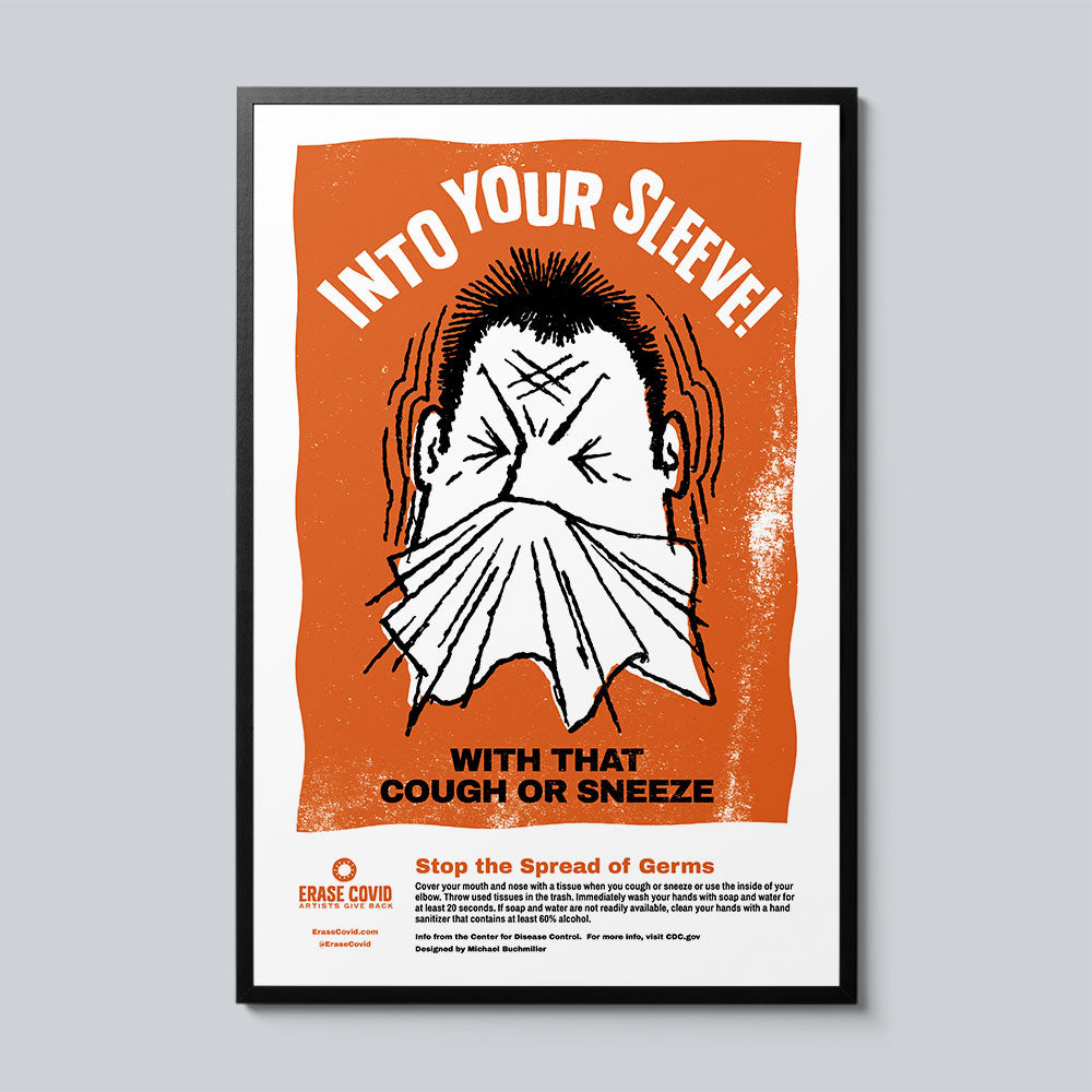 Into Your Sleeve - Set of 10 Posters