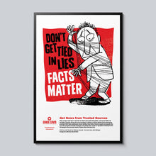Load image into Gallery viewer, Facts Matter - Set of 10 Posters