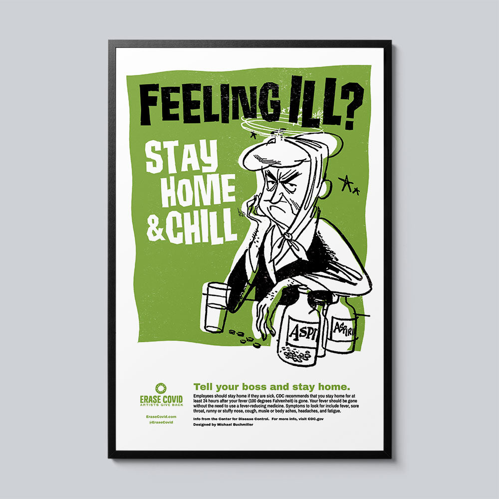 Feeling Ill? - Set of 10 Posters