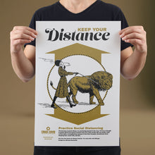 Load image into Gallery viewer, Keep Your Distance - Set of 10 Posters
