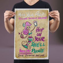 Load image into Gallery viewer, Miss Your Pod? - Set of 10 Posters