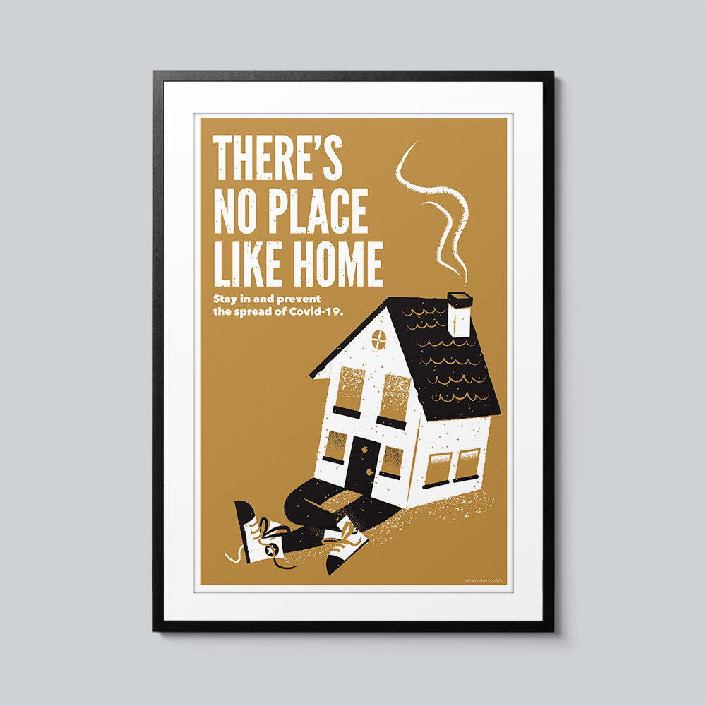 There's No Place Like Home - Set of 10 Posters